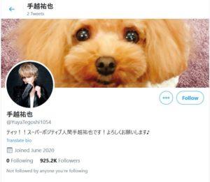 https://twitter.com/YuyaTegoshi1054?s=20