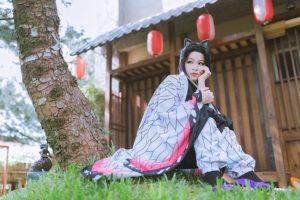 Ba Dian Dian (芭點點)さんの作品【キャラクター】胡蝶しのぶ【国籍】台湾